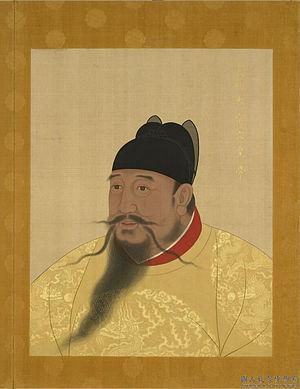 Der Yongle-Kaiser