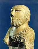 """""""Priesterkönig"""" der Zivilisation des Indus-Tals"""