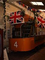 """Blackpool 4 maakt gebruik van het """"conduit system"""" om te werken."""