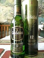 De best verkochte single malt whisky.