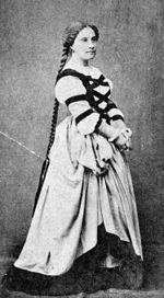 Каролина Карвальо, первая маргарита.