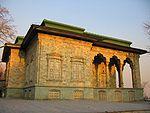 Green Palace in Sadabad