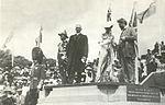 Canberra wird am 12. März 1913 offiziell benannt.