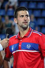 Novak Djokovic won voor de tweede keer de Australian Open.