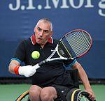 Norfolk won de Quad doubles met Andrew Lapthorne. Het was Norfolk's eerste Australian Open Doubles titel.