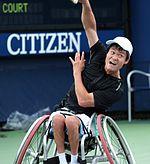 Kunieda won zijn vierde opeenvolgende Australian Open