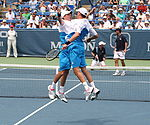 Bob en Mike Bryan wonnen voor de vijfde keer de herendubbeltitel en behaalden een derde opeenvolgende titel op het evenement.