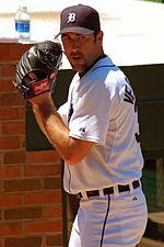 Justin Verlander, de AL-winnaar van 2006