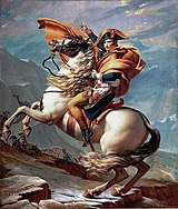 Napoleon over de Alpen (1800)