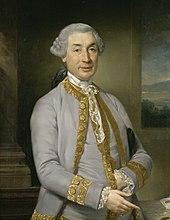 Napoleons Vater Carlo Bonaparte war der Vertreter Korsikas am Hof Ludwigs XVI. von Frankreich