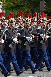 Französische Republikanische Garde