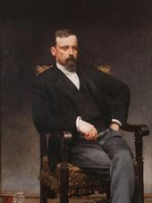 Генрик Сенкевич, известный польский писатель.