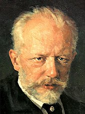 Piotr Iljicz Czajkowski (1840-1893), kompozytor.
