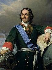 Piotr Wielki ogłosił Imperium Rosyjskie w 1721 r.
