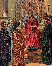 Salomo en de oudsten van Israël maken blijmoedige plannen om een tempel voor de HEER te bouwen.