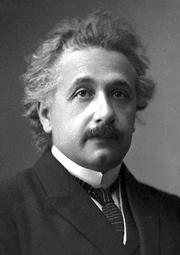 Een foto van Einstein na het winnen van zijn Nobelprijs, 1921