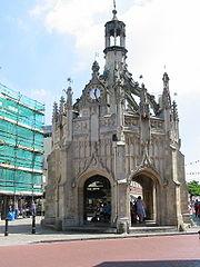 Chichester Cross, 2002