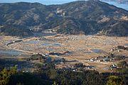 Verwüstung durch das Erdbeben und den Tsunami in Japan am 11. März 2011.