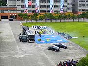 Een ROC Militaire Politie Special Force in Counter-Terrorism Exercise