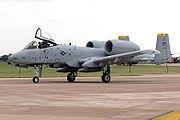 Een zilveren A-10
