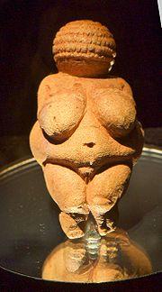 De Venus van Willendorf werd ongeveer 25.000 geleden gemaakt