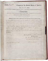 Tekst van de 13e wijziging