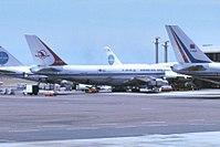 Il Boeing 747-2B5B della Korean Air Lines abbattuto da un intercettore sovietico Su-15