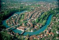 Bern is de Zwitserse hoofdstad
