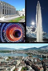 Виды Женевы