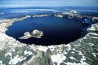 Kratermeer in Oregon