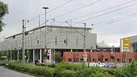 De Duitse Nationale Bibliotheek in Frankfurt