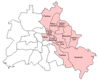 Gemeenten van Oost-Berlijn