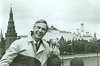 Rogers in Moskou, 1988