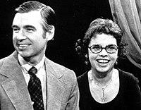Rogers met zijn vrouw Joanne in 1975