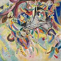 Fuga , Kandinsky 1914