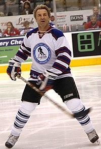Glenn Anderson, empossado em 2008.
