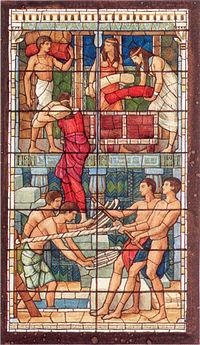 textielkunst in het oude Egypte