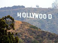 Hollywood-Zeichen