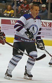 Igor Larionov, empossado em 2008.