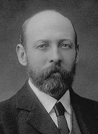 Joseph Cook, australský premiér v letech 1913-1914