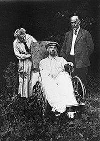 Одна из последних фотографий Ленина: 1923 г.