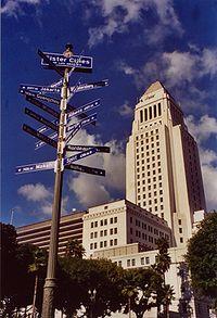 Rathaus von Los Angeles