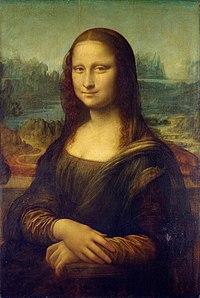 Mona Lisa , Leonardo da Vinci, ca. 1503-06