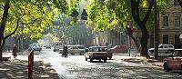 Pushkinskaya Straat.