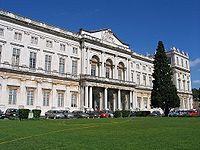 Národní palác Ajuda, Lisabon.