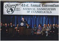 Reagan v projevu před Národním sdružením evangelikálů, 1983