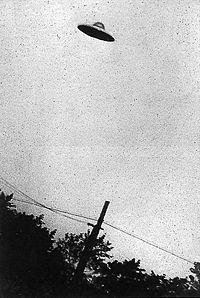 UFO w New Jersey, USA