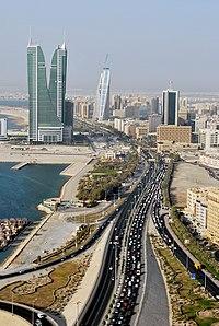 Manama, Hauptstadt von Bahrain
