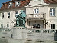 Fritz-Reuter-Literaturmuseum,Stavenhagen。
