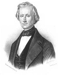 Urbain Le Verrier, o co-descobridor de Netuno.